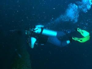 Scuba Diving New Orleans