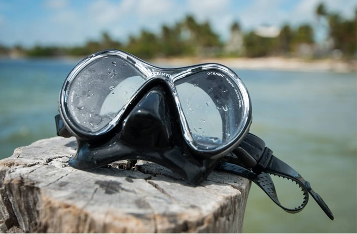 Snorkle and Dive Mask