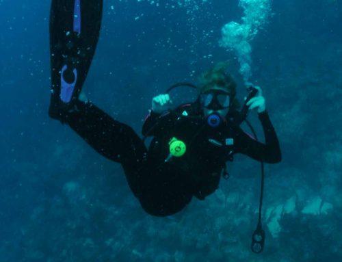 Proper Buoyancy Compensation